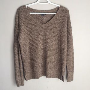 American Eagle Medium cable knit sweater